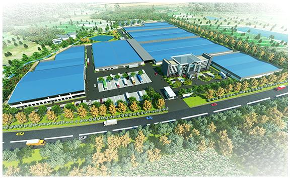 江西(彭泽)特征水产高科技产业园